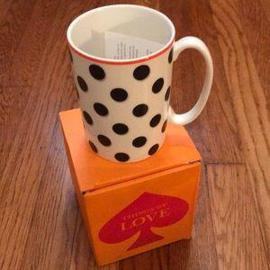 NWT Kate Spade New York mug